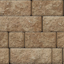MONTECITO (ONLY AVAILABLE IN RETAINING WALL)
